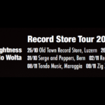 Record Store Tour 2019