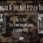 Instore-Gig: Yunger & The Boy I Used To Be
